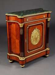 Cabinet in the style of Louis XV.