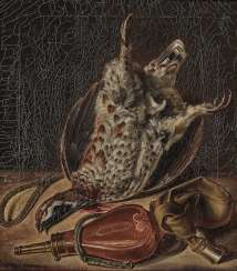 W. Siegler - Hunting Still Life, around 1848