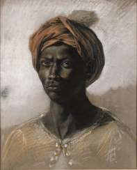 «Portrait of a Turk in a Turban»