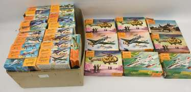 STARTFIX IDENTICAL SCALE KIT, scale model Sets of different planes/fighter jets etc, ,
