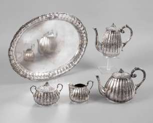 Silver Service Historicism