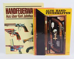 2 volumes of handguns
