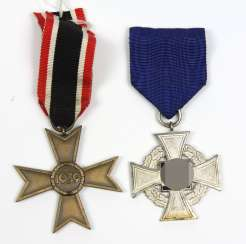 War merit cross, and other