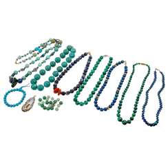10-piece jewelry bundle,