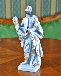 Meissen, Germany, late XIX , the author is I. I. Kendler