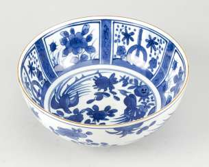 Chinese Porcelain Bowl, Qing Dynasty