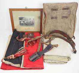 Lot Militaria - 1. World war.