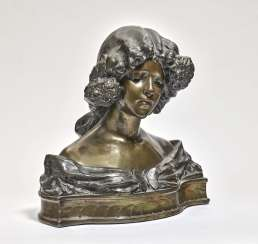 'Woman's bust