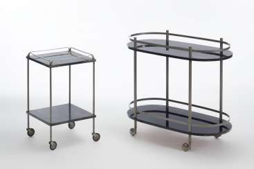 Two trolleys