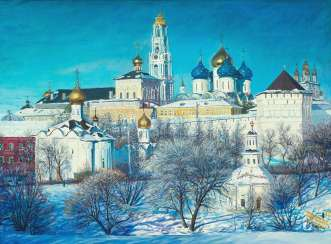 The Trinity-Sergius Lavra