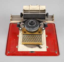 Business, Children-Typewriter