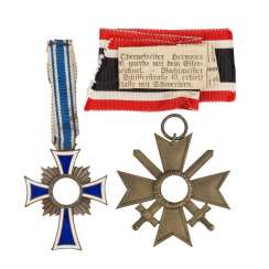 German Reich 1933-1945 - 2 Awards
