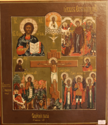 Icon, Russia 19th century