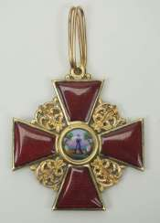 Russia: Order of St. Anne