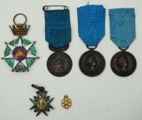 France: order of the bee - collection.