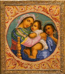 "Icon ""The Holy Family"""
