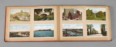 View card album United States