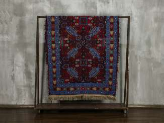 Antique single-sided lint-free carpet
