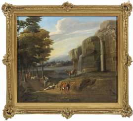German landscape painter of the Baroque