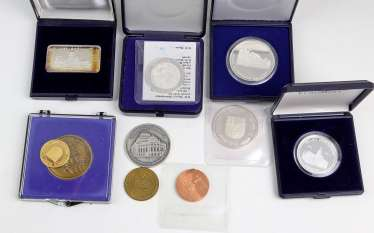 The Post Commemorative Coins