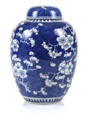Cover A Vase With Plum Blossoms