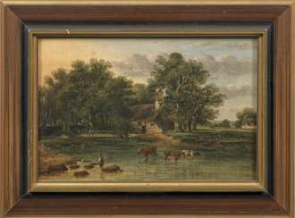 English Landscape Painter