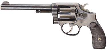 Smith & Wesson .38 M & P 1st Model (Model 1899 Army-Navy), U.S. Navy
