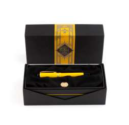 FOUNTAIN PEN 'PARKER DUOFOLD LIMITED EDITION MANDARIN'