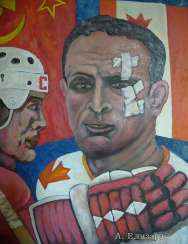 Hockey Kubo call USSR - CANADA