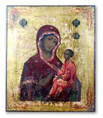 ICON, MOTHER OF GOD