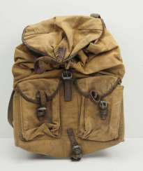 Soviet Union: Backpack M39. Sand colors