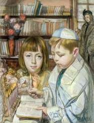 The Talmud-Studying