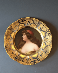 Plate, Germany, Dresden, Vienna
