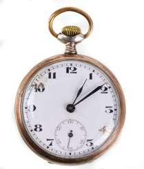 *Junghans* men's pocket watch 1900's