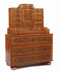 Tabernacle attachment secretary at the end of the 18th century