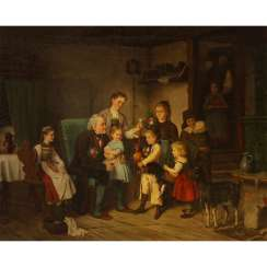Painter of the Munich school 19. Century,