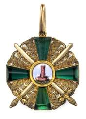 Baden. Order of the Zähringer lion