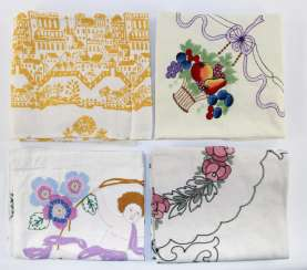 Art Nouveau tablecloths