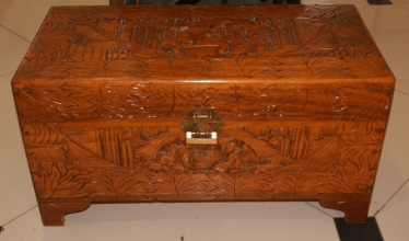 Chest in Chinese style, sir. Twentieth century China