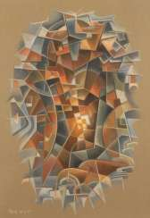 Dülberg, Peter: The Cubist Composition