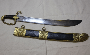 Saber French around 1800.