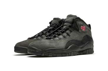 "Air Jordan 10 ""Shadow,"" Player Exclusive Sneaker"