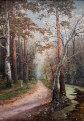 Forest road AB (A. Borisov)