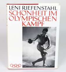 Riefenstahl, beauty in Olympic battle