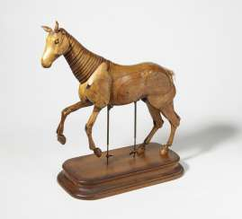 Movement model of a horse
