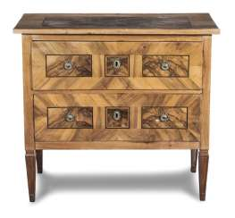 Neo-Classical Chest Of Drawers