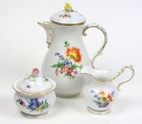Meissen coffee core * flower 3 *
