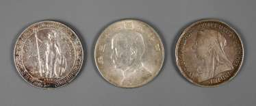Vintage silver coins 1900's