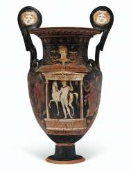 AN APULIAN RED-FIGURED VOLUTE-KRATER