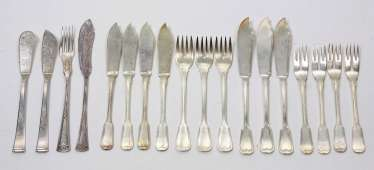 Fish Cutlery set, among other things,